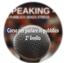 <strong>Public Speaking 2° livello</strong>